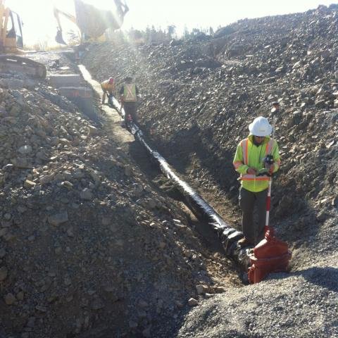 Rockingham Water Main Inspection